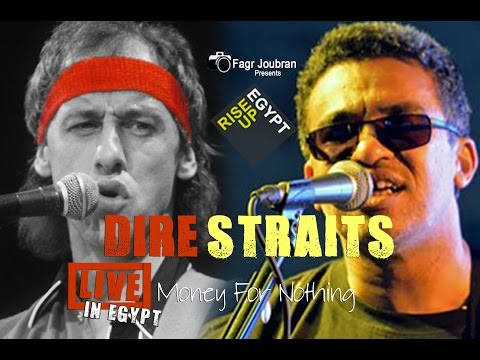 Dire Straits - Money For Nothing ( Live At #riseup14 )