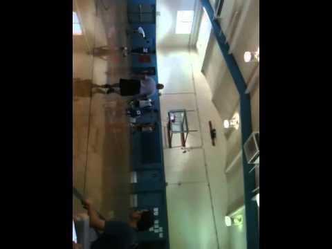 San Fernando park basketball part 1