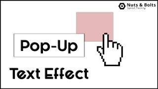 Display Pop-Up Text In PowerPoint (Screen Tip Mouseover)