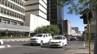 African capitals: WINDHOEK (Namibia)