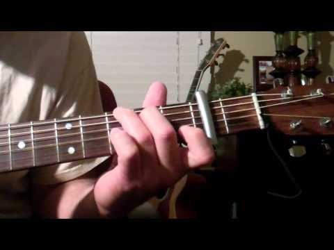 Into the Mystic - Acoustic Guitar Lesson