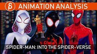 Spider-Man: Into the Spider-Verse - Animation Analysis