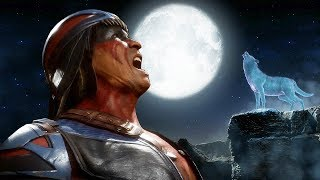 MORTAL KOMBAT 11 - NIGHTWOLF Reveal Trailer @ 1080p (60ᶠᵖˢ) ᴴᴰ ✔