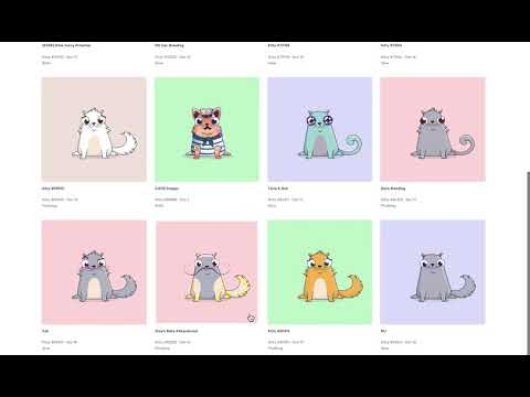 What are Cryptokitties and how do they make you money
