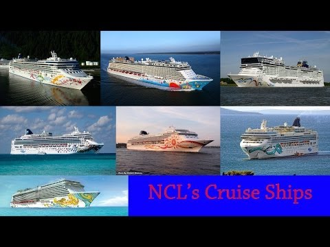 Norwegian Cruise Lines Ships