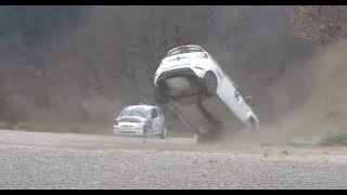 Best of Rallye 2017   Crash Mistakes   Flat out