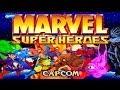 Marvel Super Heroes - Captain America (Arcade)