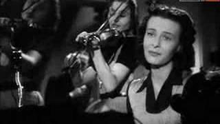 """Ilse Werner 1942 """" Mein Herz hat heut Premiere"""""""