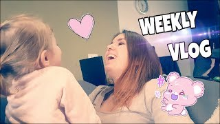 [WEEKLY VLOG] Lunettes de star, fou-rire & nouvelle routine!