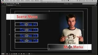 Het maken van Motion Menu ' s met Encore & After Effects CS4/CS5 - Deel 3