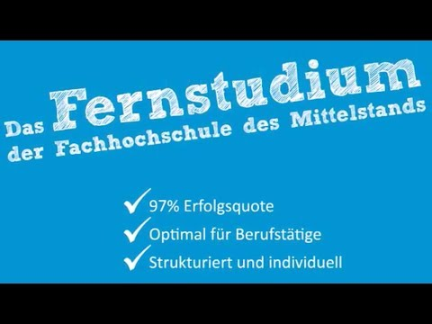 FHM Fernstudium