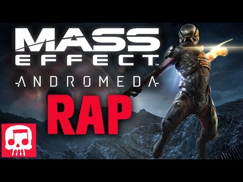 MASS EFFECT ANDROMEDA RAP by JT Machinima -