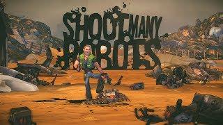 LIVE!Shoot Many Robots Gameplay