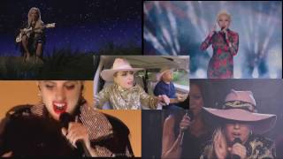 Lady Gaga - Million Reasons (Live Comparison)