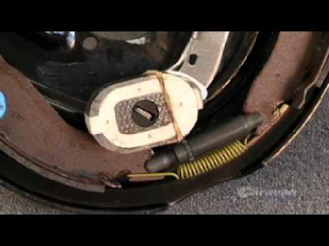 Electric Trailer Brake Wiring Diagram 2000 Pontiac Montana Engine Al-ko Caravan Brakes - Youtube