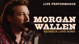 "Gambar cover Morgan Wallen - ""Redneck Love Song"" Live Performance 