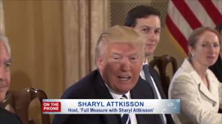 Sharyl Attkisson - Trump DOJ & State Withholding Fast & Furious Documents