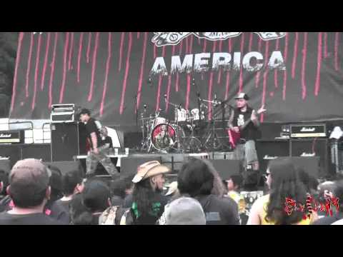 PIGTAILS / TxPxFx [OBSCENE EXTREME FEST AMERICA (OEFA) - 29/03/2013]