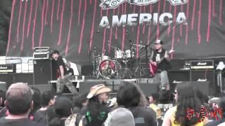 PIGTAILS / TxPxFx [OBSCENE EXTREME FEST AMERICA (OEFA) - 29/03/2013]
