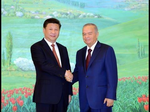 Председатель Китая Си Цзиньпин 21 июня прибыл с государственным визитом в нашу страну (22 июня)