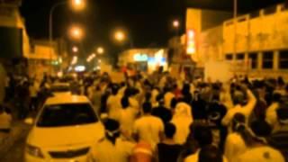 Demonstrations Qatif in eastern Saudi Arabia, Al-Saud death July 27, 2012