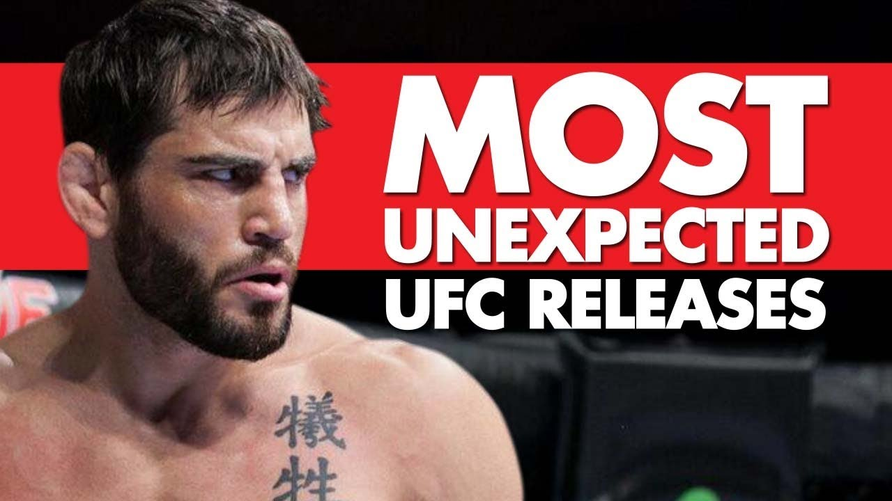 10-most-unexpected-ufc-releases