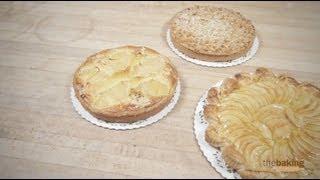Frangipane Apple Tart Recipe From American Almond