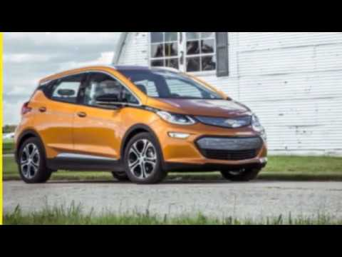 2018 Chevrolet Bolt Ev Release Date Review Price