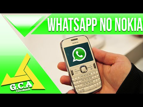 Como Baixar Instalar E Configurar O Whatsapp No (NOKIA ASHA 302) - JAVA - 2016/2017