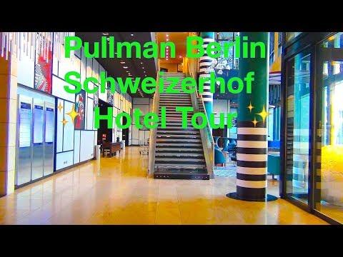 Pullman Berlin Schweizerhof ✨ Hotel Tour ✨ Le Club Accor Hotel Tester