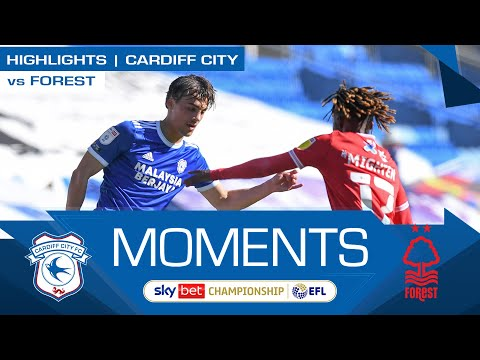 Cardiff Nottingham Forest Goals And Highlights