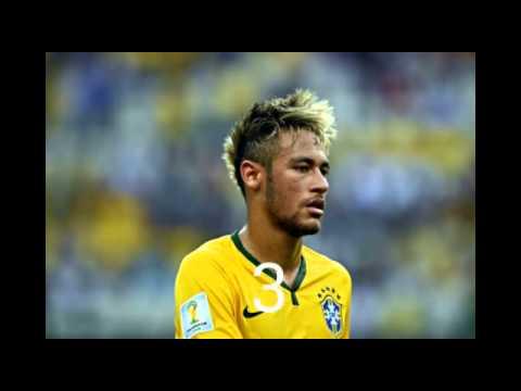 Neymar coupe de cheveux youtube for Neymar 2014 coupe de cheveux