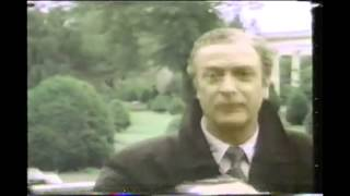 Showbiz Today CNN Commercial - A Shock to the System - Michael Caine