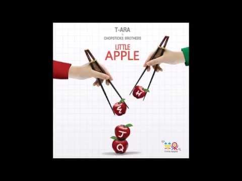 T-ARA(티아라) - Little Apple (Official Instrumental)