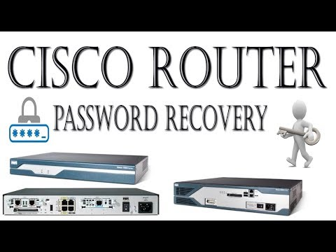 Cisco Router Password recovery universal process step by step || CCNA IN BENGALI TUTORIAL ||