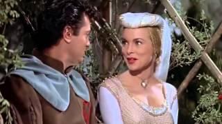 Чёрный щит Фолворта 1954 приключения Фильм снят по