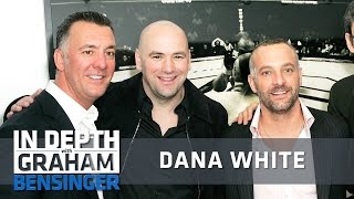 Dana White: What it took to save the UFC