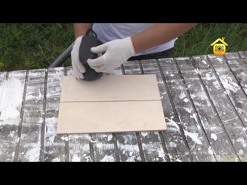 Как перекрасить мебель из темного в светлый в домашних условиях