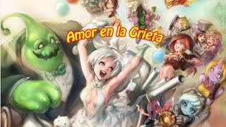 Parejas de League Of Legends #1 (Origenes, historia y mas)