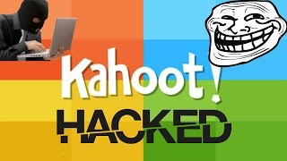 How to Spam Kahoot with players