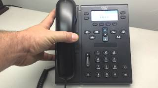 reset cisco 6945 ip phone