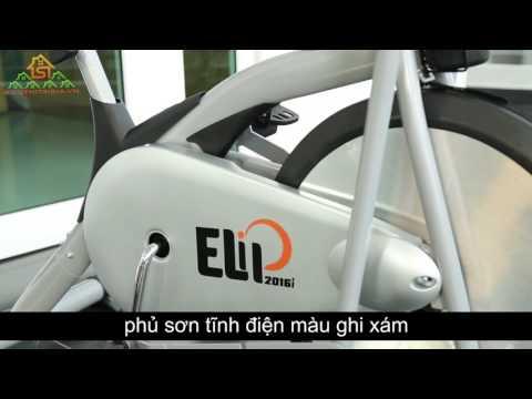 Xe đạp Tập Elip 2016i - Phụ đề
