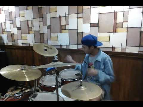 Pee Wee Gaskins - Dibalik Hari Esok ( Drum cover @arizhrd )