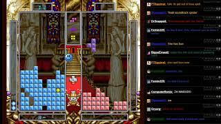 Tetris Battle Gaiden (SNES) - 04 - J-Pop Queen Finale