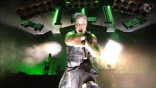 Скачать Rammstein Du Riechst So Gut Pinkpop Festival 2016 PROSHOT HD GER ENG RU ES FR