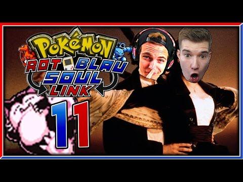HALTE MICH ! Pokémon Rot & Blau Soul Link (Randomized Nuzlocke Edition) #11
