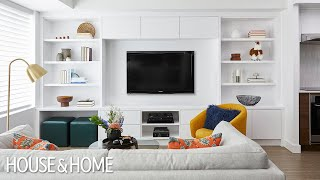 Download A Condo Makeover With Savvy Storage Solutions Mp3 and Videos
