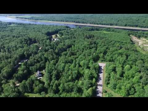 Lisbon Maine-House Lots for Sale -Johnson Woods Estates-Young Road