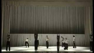 舞声(现代舞男女群舞)北京现代舞团