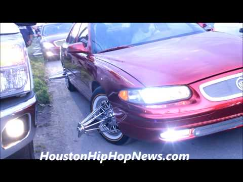 "JPrince Jr epic blockparty in 5thWard with Meek Mill Chris Brown ""Houston Hip-Hop News"""